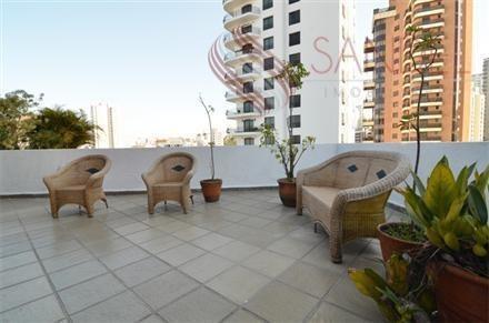 Excelente Apto Duplex No Morumbi Com 138m², 3 Dorm (1s), 3 Banheiros E 2 Vagas (l) - Ad0003