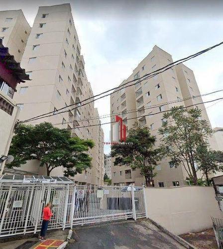 Apartamento À Venda, 61 M² Por R$ 350.000,00 - Vila Carmem - São Paulo/sp - Ap1792