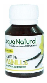 Aceite Natural De Vainilla 50 Ml Aquanatural