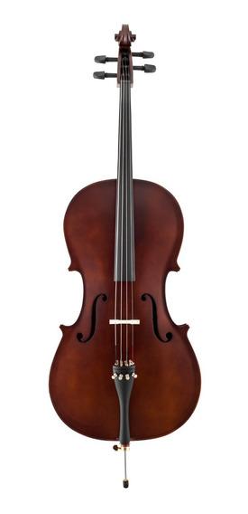 Violoncello Stradella 4/4 3/4 1/2 1/8 De Estudio Mc6011
