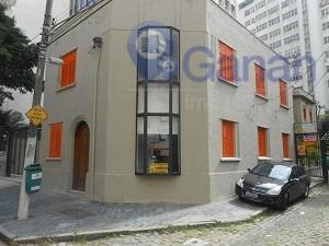 Casa Para Alugar, 186 M² Por R$ 12.000/mês - Higienópolis - São Paulo/sp - Ca0320