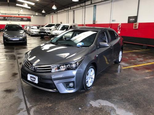 Toyota Corolla Xei Mt 2014 Urion Autos