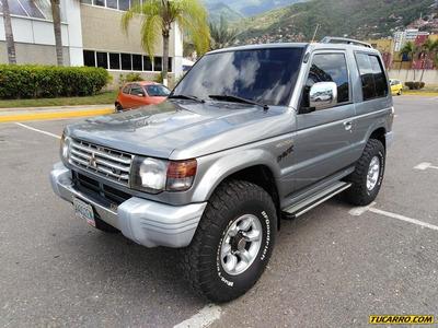 Mitsubishi Montero Glx Dakar
