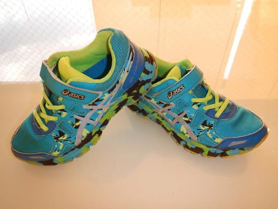 Tênis Asics Gel Infantil Menino 29 Original adidas Puma Nike