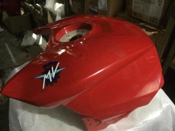 Tanque De Combustível Mv Agusta F4 R Vermelho Original Novo