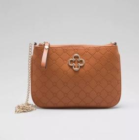 Bolsa Shoulder Bag Monograma- Capodarte 4602074