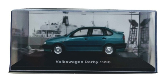 Colección Autos De Volkswagen - N° 11 Derby 1996