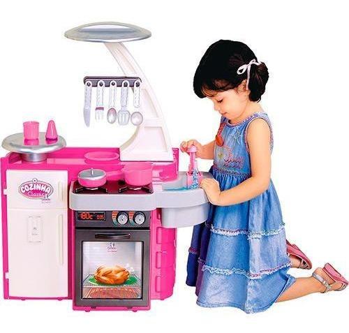 Cozinha Classic Infantil - Cotiplas