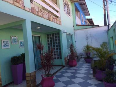 Linda Casa Com 03 Quartos No Novo Visconde - Codigo: Ca0102 - Ca0102