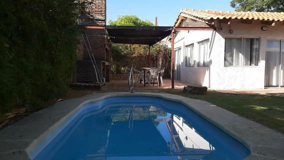 Alquiler Opción Compra C/piscina Y Nueva - Id 10930