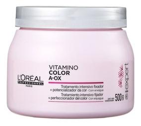Loreal Vitamino Color - Máscara 500g Original