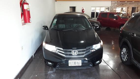 Honda City 1.5 Ex-l At 120cv 2014