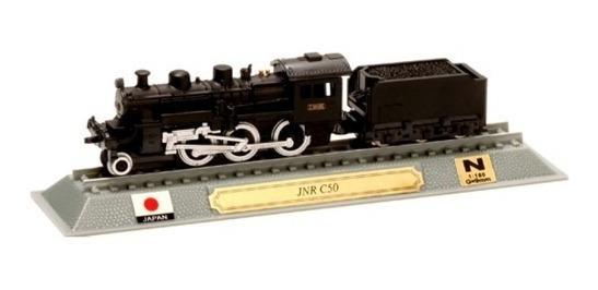 Locomotivas Do Mundo Edição 34 Jnr C50