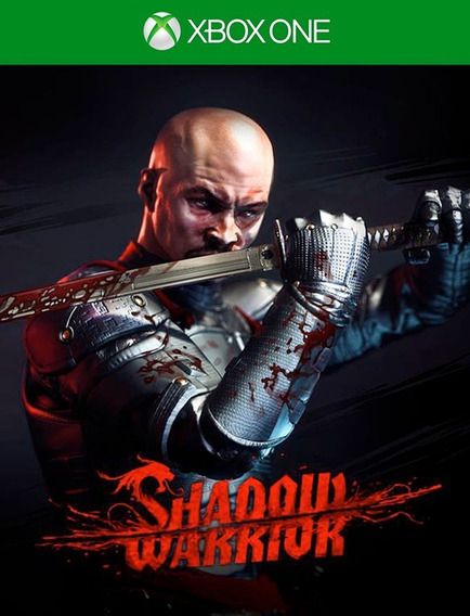 Shadow Warrior Xbox One - 25 Dígitos (envio Flash)
