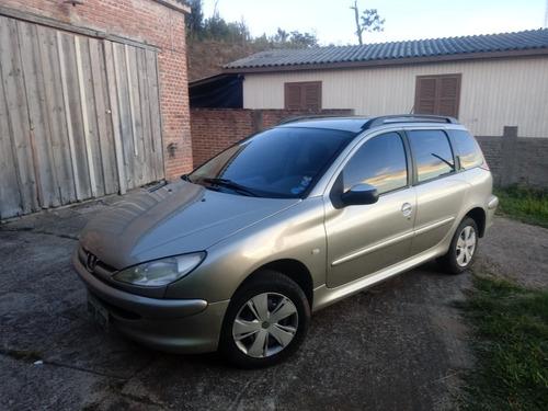 Peugeot 206 Sw 2006 1.4 Presence Flex 5p