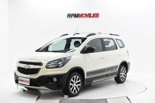 Chevrolet Spin Ltz Active 1.8 Manual 5 As 2016 Rpm Moviles