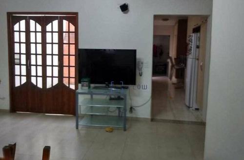 Casa 140m², 3 Dormitorios, 1 Suíte, 2 Vagas - Vila Mariana - Ca1547