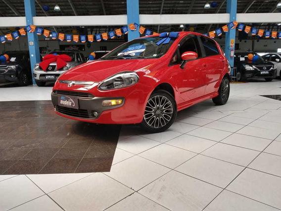 Fiat Punto Sporting 1.8 8v(flex) 4p 2014