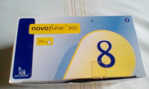 Agujas Novofine 30g 0.3 X 8 Mm