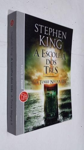 A Escolha Dos Três: A Torre Negra, Volume 2 Stephen King