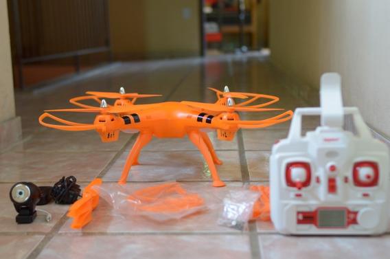 Drone Com Fpv Syma X8w