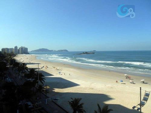 Imagem 1 de 30 de Apartamento À Venda, Praia Das Pitangueiras, Guarujá. - Ap3958