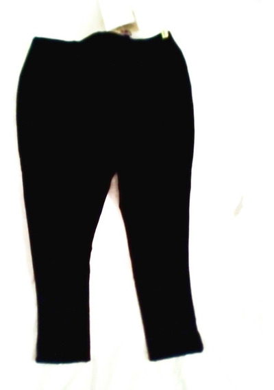 Aurojul-calza Negras Zara Kids Collection-talle 7 Años Nueva