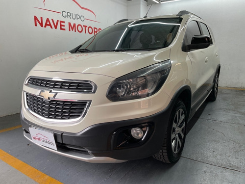 Chevrolet Spin Active 2015 Beige Org