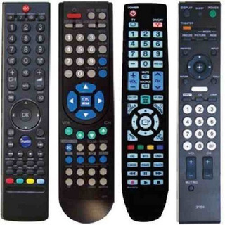 Control Remoto Lcd Led Smart Samsung,LG,sony Varios *yulmar*
