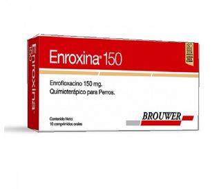 Enrofloxacino 150 Mg Para Perro - Solo Antofagasta