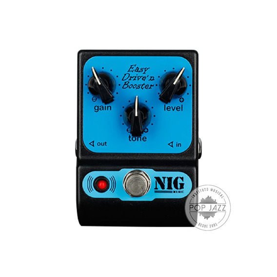 Pedal Nig Easy Driven Booster Ped - Frete Grátis