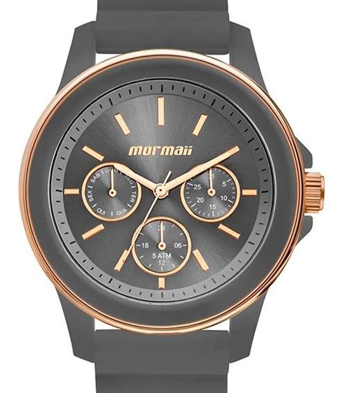 Relógio Mormaii Feminino Mo6p29aj/8c C/ Garantia E Nf
