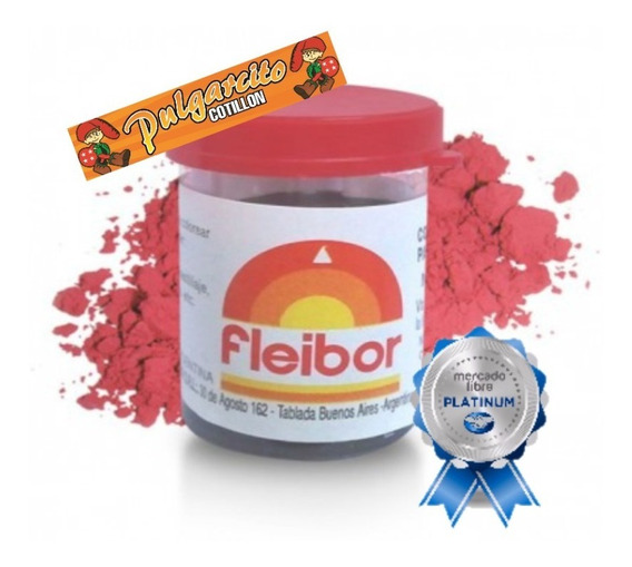 Colorante En Polvo Liposoluble - Fleibor Chocolate