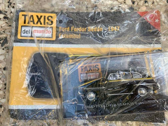 Ford Fordor Sedan Taxis Del Mundo