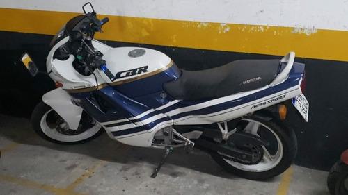Imagem 1 de 6 de Honda Cbr 450 1990