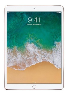 """iPad Apple iPad Pro 2ª Generación 2017 A1701 10.5"""" 256GB rose gold con memoria RAM 4GB"""