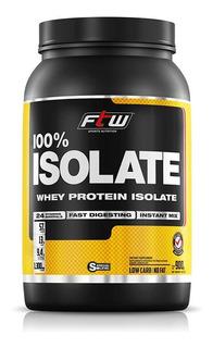 Whey Proten Isolado 100% Ftw 900g Chocolate Suplemento