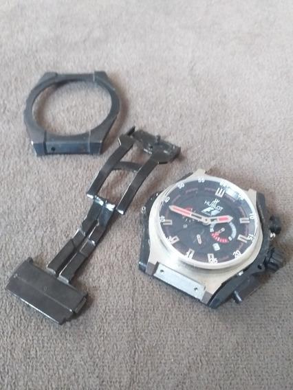 Peças Relógio Caixa Grande Formula 1 Tag Heuer Hublot