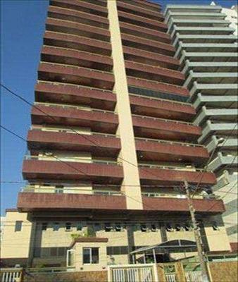 Apartamento Para Locação, Vila Guilhermina, Praia Grande - A2806