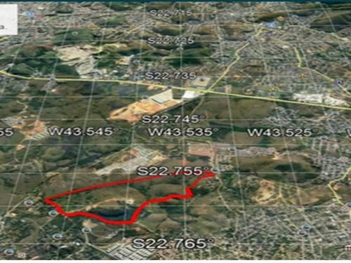 Imagem 1 de 5 de Terreno E Construção Para Venda Em Nova Iguaçu, Valverde - 200_1-1505646