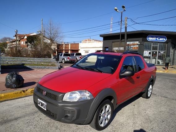 Fiat Strada 1.4 Working Cd 2015