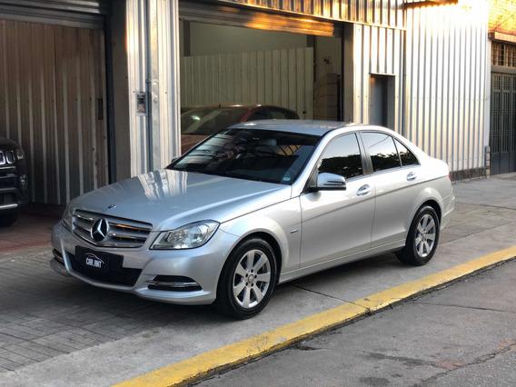 Mercedes-benz 1.8 C200 City B.efficiency /// 2012 - 21.000km