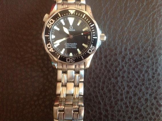 Reloj Omega Seamaster Para Caballero Profesional Y Original