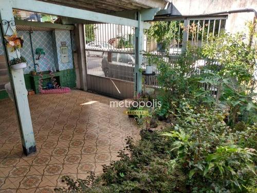 Casa Com 2 Dormitórios À Venda, 500 M² Por R$ 1.800.000,00 - Cerâmica - São Caetano Do Sul/sp - Ca0934