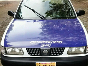 Nissan Tsuru 1.6 Gsi Millon Y Medio Mt 2016