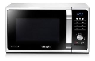 Microondas Samsung MS32F303TA blanco 32L 120V