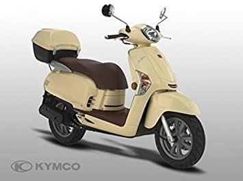 Kymco Like 125! Start Motos 32