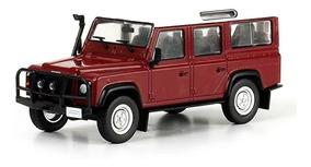 Carros Inesquecíveis Do Brasil 135 Land Rover Defender 110
