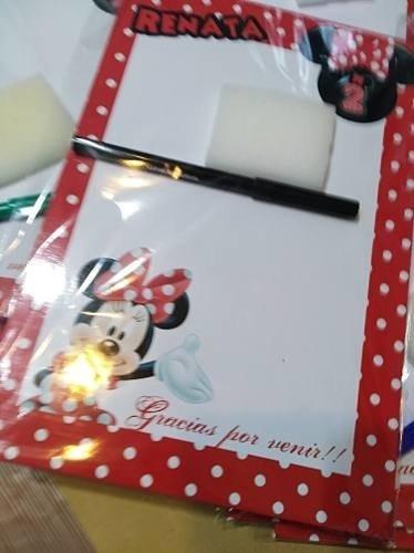 50 Pizarra De Madera A4 Personalizadas Cumpleaños Souvenirs