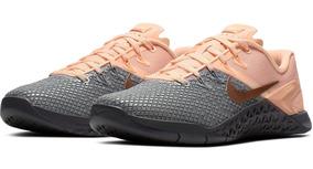 Tenis Nike Metcon 4 Mtlc Feminino Original + Nota Fiscal